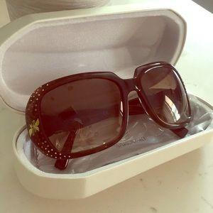 Brand new never used Swarovski Audrey sunglasses